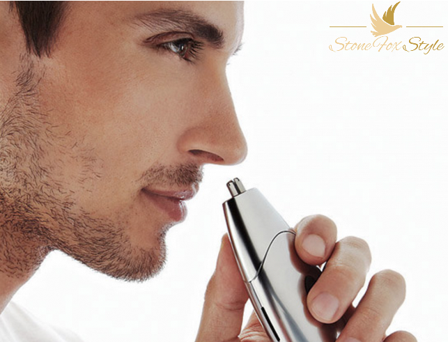 Best Nose Hair Trimmer Stone Fox Style