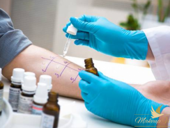 Patch Test for Makeup Allergy and Sensitivity